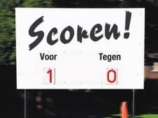 Uitslagen zondagvoetbal 15 oktober regio Zwolle