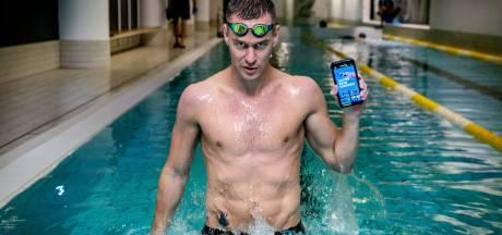 Deze man wil ons van dat suffe baantjes zwemmen afhelpen