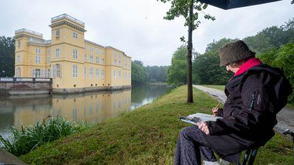 Post een foto of kunstwerk van kasteel d'Ursel en win een afternoon tea of verblijf