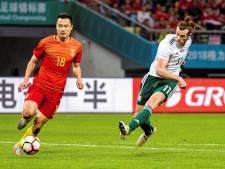 Bale topscorer aller tijden van Wales na ruime zege op China bij debuut Giggs