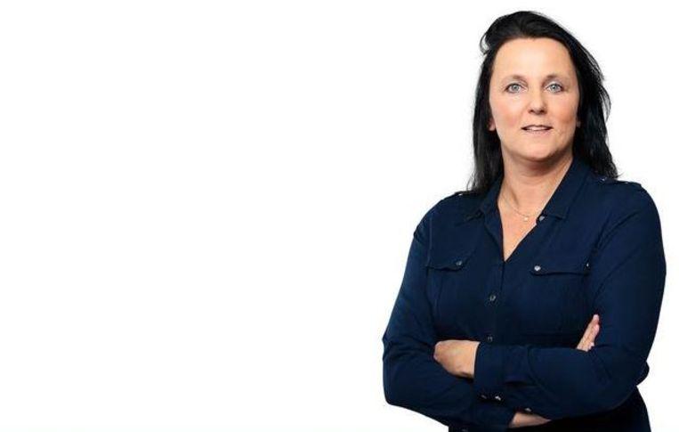 Carmen Ryheul was vroeger bestuurslid van de vzw Feest in Kortrijk.