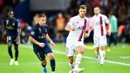 Hazard en Real onderuit tegen PSG, Meunier scoort