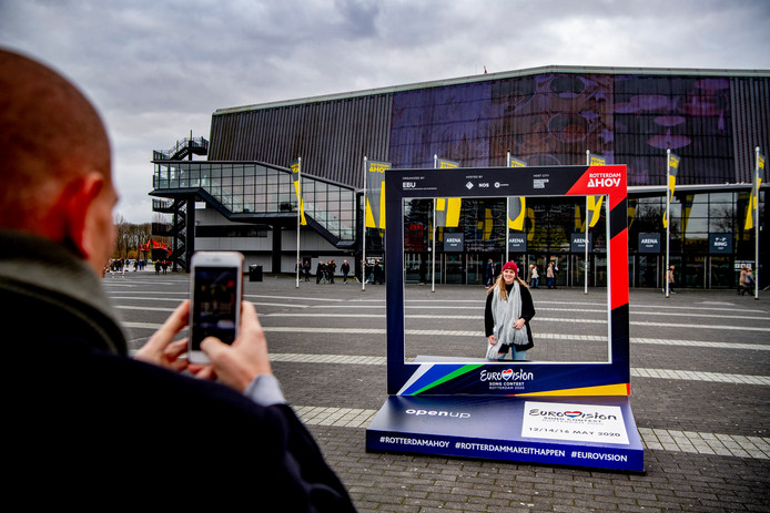 In mei 2020 is Ahoy Rotterdam de locatie voor het Songfestival.