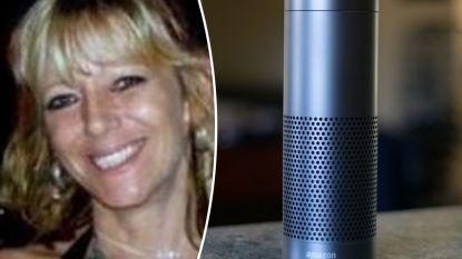 Speurders denken dat virtuele assistent Alexa getuige was van dubbele moord. En nu willen ze dat Amazon haar uitlevert