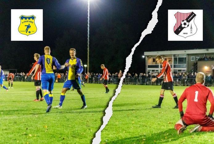 Voetbalverenigingen d'Olde Veste '54 en Steenwijk hebben ondanks jarenlange gesprekken deze week moeten besluiten om de geplande fusie op de lange baan te schuiven.