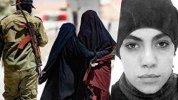 Twee van de gevaarlijkste Belgische IS-vrouwen ontsnapt uit Koerdisch gevangenenkamp