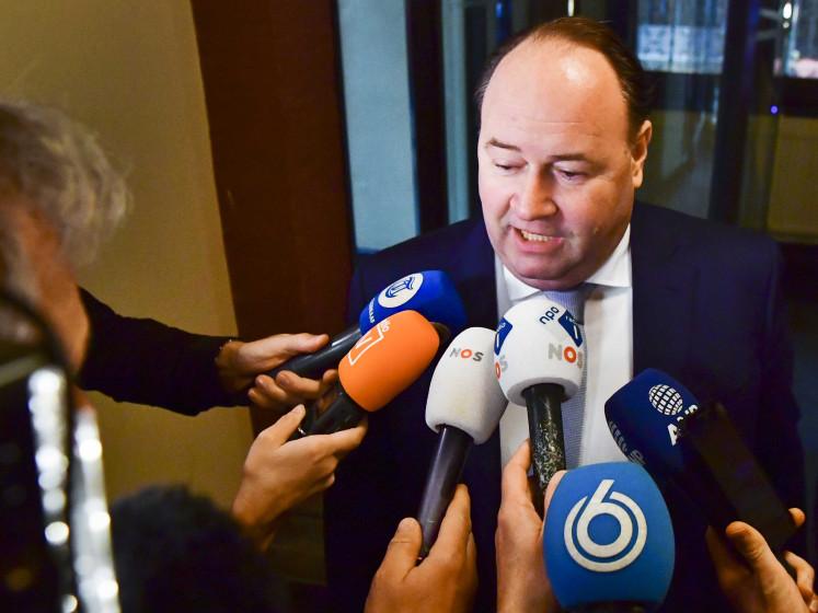 Crisis bij Forum: Otten stapt uit bestuur na 'karaktermoord'