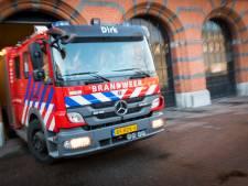 Voor de tweede nacht op rij brand in voormalig hotel Bad Nieuweschans