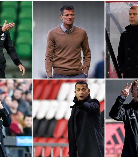 Poll: Wie moet Advocaat opvolgen bij Feyenoord?