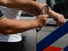 Gewelddadige bajesklant opgepakt in Vlissingen