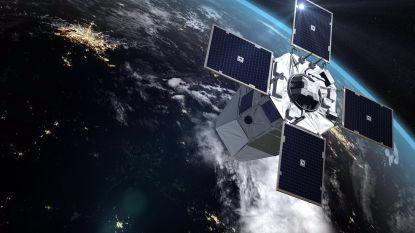 98 miljoen euro voor militaire satellieten (die haarscherpe foto's maken)