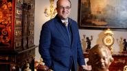 """Antiekdealer Patrick van der Vorst: """"Daklozen eten geven met prins William was erg speciaal"""""""