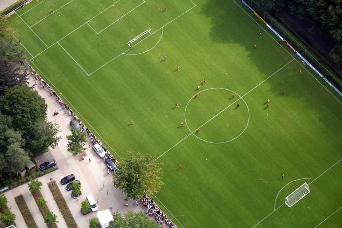 Sport- en trainingcomplex De Herdgang in Eindhoven.
