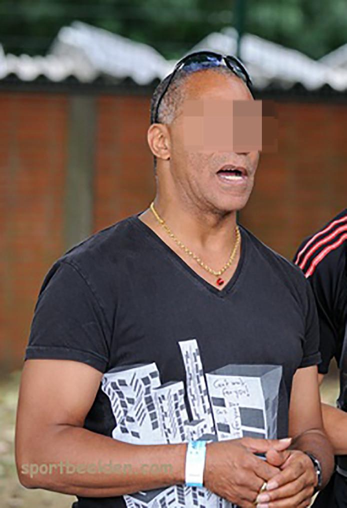 De verdachte Rotterdamse atletiektrainer Jerry M.