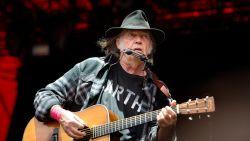Geen afscheidstournee voor Neil Young