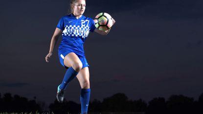 """Voor het eerst zet Kortrijkse voetbalclub ook op damesvoetbal in: """"Het zit enorm in de lift"""""""