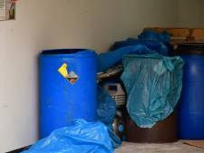 Vermoedelijk drugslab ontdekt in garagebox