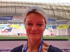 Olympisch kampioen Ellen van Langen zou zo weer in Oldenzaal kunnen wonen
