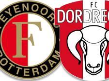 Feyenoord gaat samenwerken met FC Dordrecht