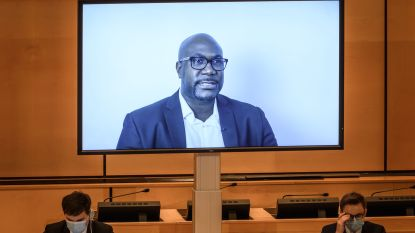 Broer van George Floyd roept VN op om op te treden tegen racisme