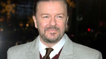 Waarom komiek Ricky Gervais zo woest is op de Britse Queen