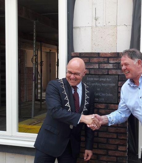 Burgemeester Meierijstad hoopt op meer 'eerste stenen'