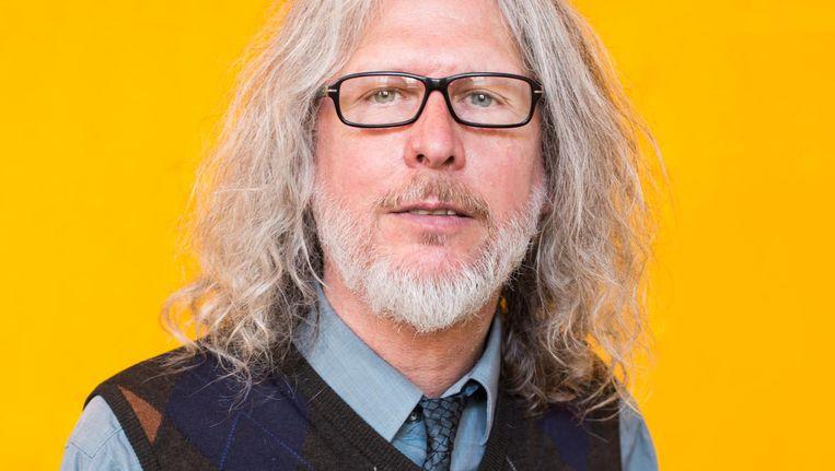Jeffrey Babcock: 'Film biedt een ervaring om de wereld om ons heen te duiden.' Beeld Eva Plevier