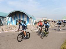Tour door haven trekt ruim duizend wielrenners