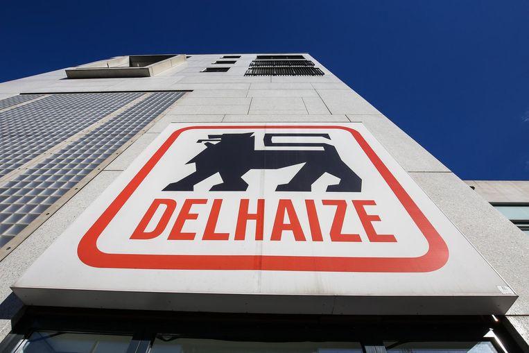 Beeld ter illustratie, Delhaize.