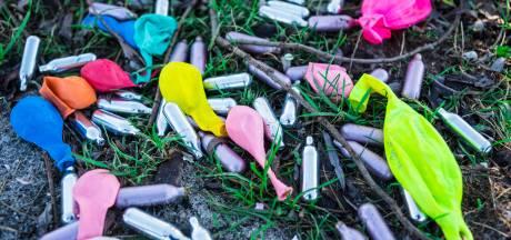 Celstraffen geëist voor overval op lachgasverkoper in Tilburg