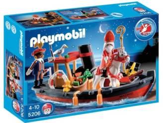 Playmobil maakt weer Zwarte Piet-poppetjes