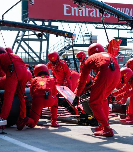 Williams en McLaren trekken protest tegen Racing Point in, Ferrari en Renault zetten wel door