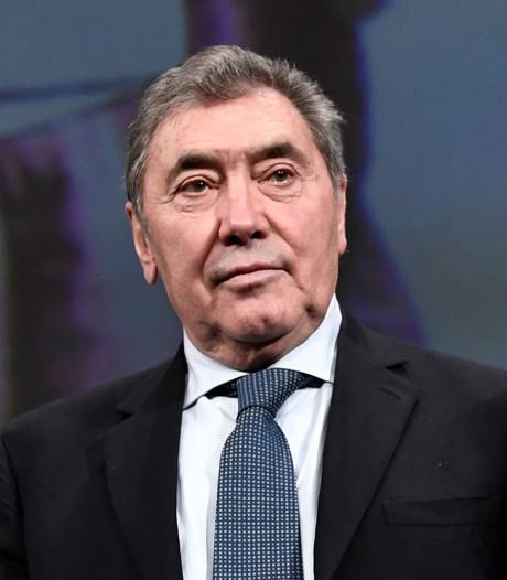 Eddy Merckx na grondige onderzoeken weer thuis