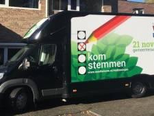 Verkiezingsbus zaterdag in kernen van Neerijnen