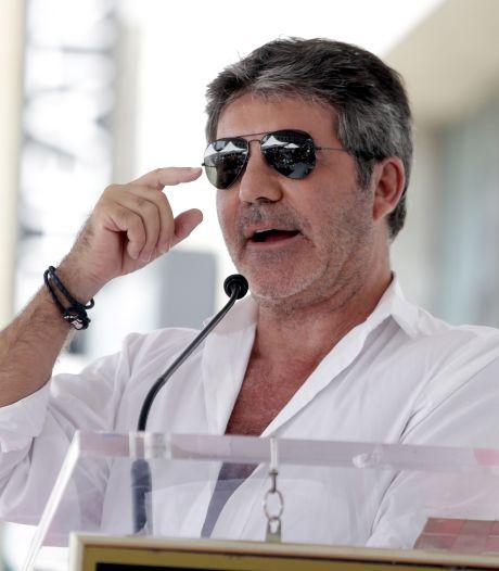 Simon Cowell niet bij opnames America's Got Talent na fietsongeluk
