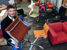 'Niets is zo duurzaam als gebruikt meubilair'