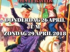 Oranje is in Oisterwijk de dip te boven en pakt uit met nostalgische kermis