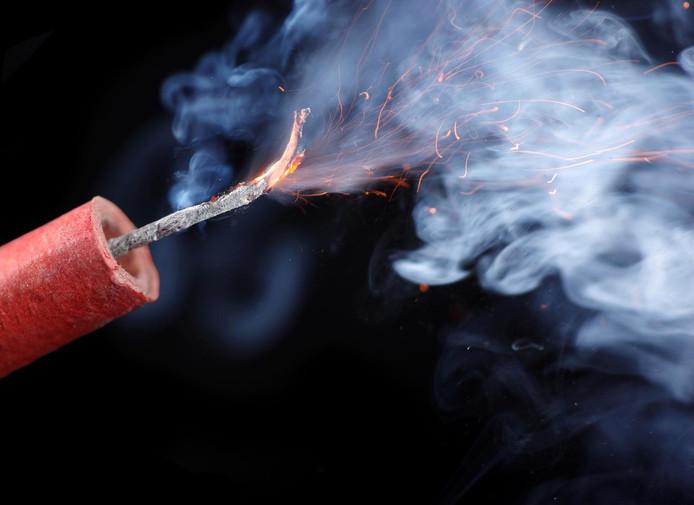'Aan het vuurwerk dat ik vroeger zo graag afstak, erger ik mij nu.' Foto ter illustratie.