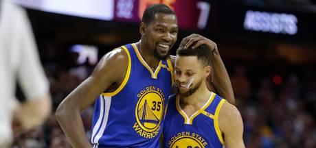 Golden State Warriors behoudt goudhaantjes