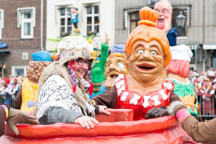 De wagen van B.C. de Sloffe in 2014.