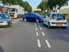 Automobiliste raakt gewond bij ongeval in Enschede