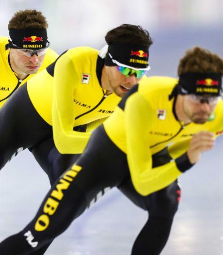 Vijf schaatsteams krijgen proflicentie van KNSB: 'Ons commerciële topsportmodel is springlevend'