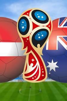 Aussies van Van Marwijk mogen niet verliezen