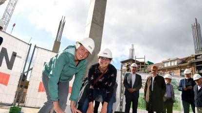 De 'put' aan woonzorgcentrum E. Remy wordt gevuld met…een nieuw kinderdagverblijf