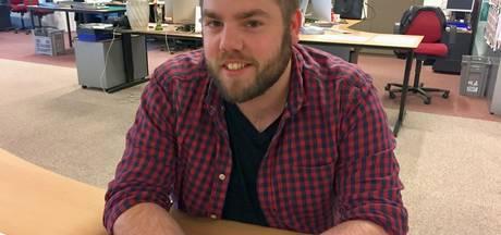 Renkumer Rick Kraus winnaar schrijfwedstrijd Vitesse-boek