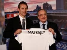 Lopetegui gepresenteerd bij Real Madrid: 'Ontslag was erg pijnlijk'