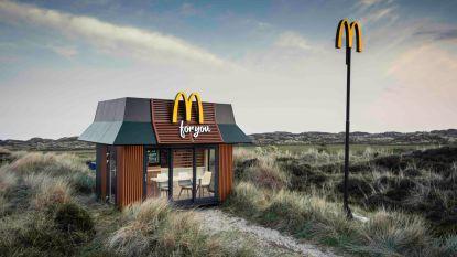 Meeneem-McDonald's: het héle restaurant