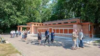 Grootste crematorium in nieuw jasje