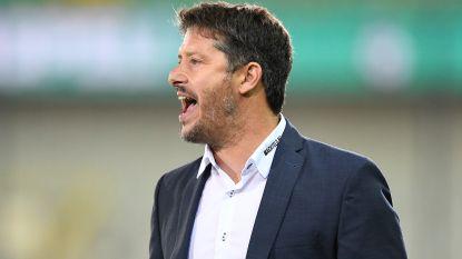 Cercle Brugge beëindigt samenwerking met coach Fabien Mercadal