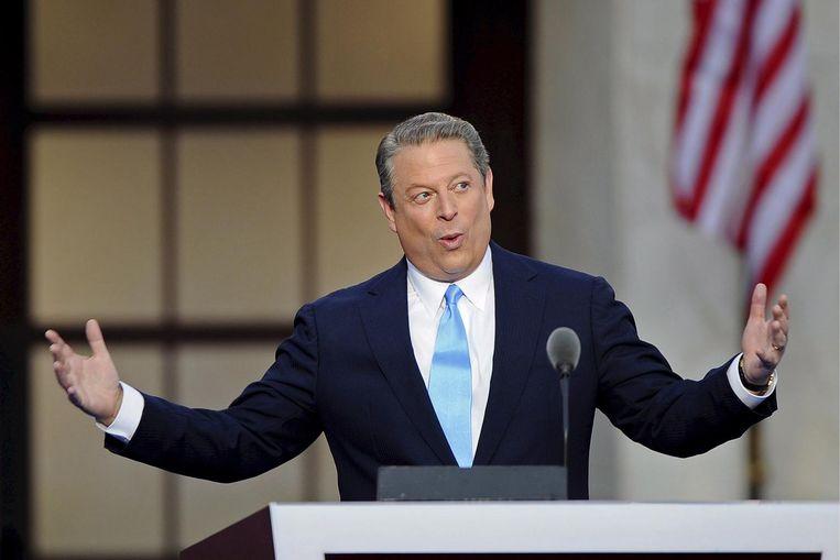Al Gore kreeg zestien jaar geleden 543,895 meer stemmen dan Bush. Beeld EPA